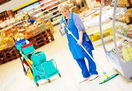 Nettoyage des magasins
